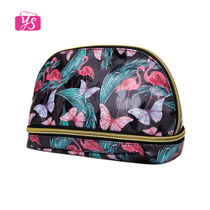Ladies elegance pvc cosmetic pouch