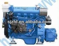 Sl2105abc 32hp Twin Cylinder Marine Diesel Engine