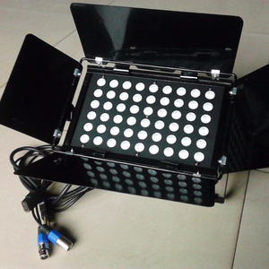 LED Flood Light 54 x 3w Indoor and Outdoor IP 65 Waterproof Portable flood light