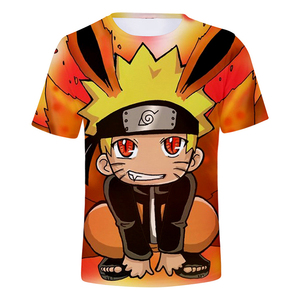 390ed4c98 T Shirt Naruto, T Shirt Naruto Suppliers and Manufacturers at Alibaba.com