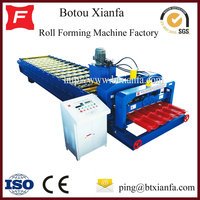 CNC Standard Single Roof Panel Color Steel roofing machine
