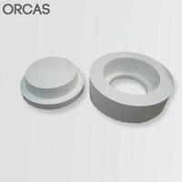 vacuum formed ceramic fiber shaped pieces Refractory