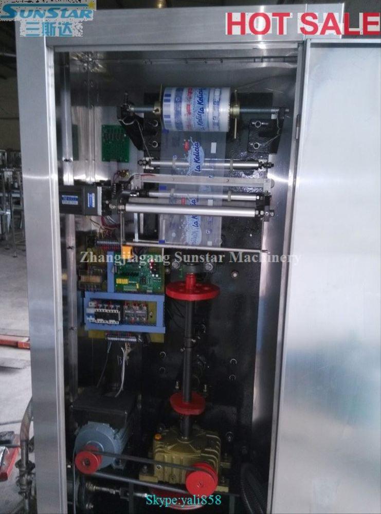 2015 Nigeria Popular Sachet Filling And Sealing Machine - Buy Sachet  Filling And Sealing Machine,Stand Up Pouch Filling Machine,Sachet Water  Packaging