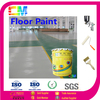 Hot Water Based 3D Epoxy Flooring Paint for House Floor