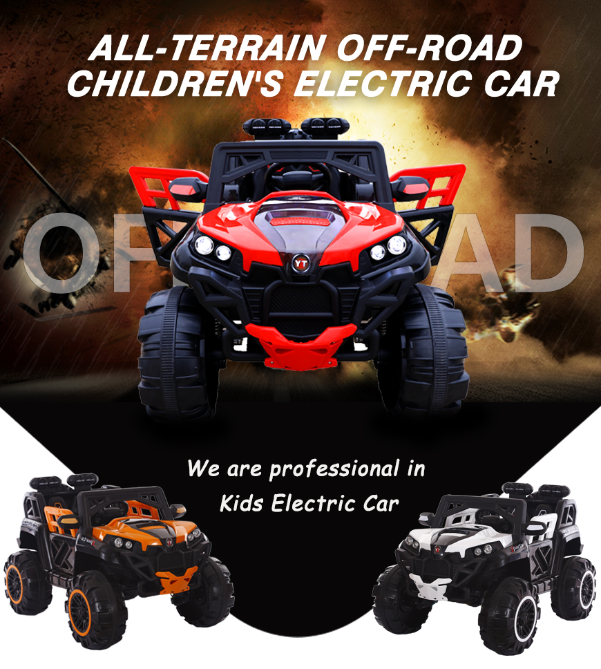 BIS Mobil Jeep Elektrik Anak Perempuan, Mobil Listrik Mini 4X4 Atv 24V Motor Ganda Bertenaga Baterai untuk Berkendara