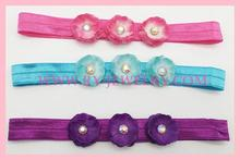 Mini Flower Baby Hair band So cute