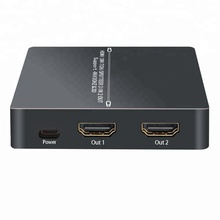 <span class=keywords><strong>HDMI</strong></span> <span class=keywords><strong>Switch</strong></span> splitter 3 in 2 out mit IR fernbedienung, unterstützung 4 k, HDCP 1,4 für Xbox one, <span class=keywords><strong>PS3</strong></span>, HDTV blu-ray DVD-player