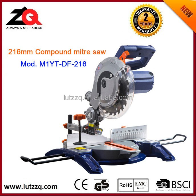 1450W 210mm wood cutting mitre <strong>saw</strong> electric power tool