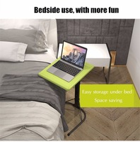 High quality folding bed lap notebook table desk for living room bedroom