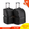 Trolley hairdressing equipment Nylon hair extension cosmetic carry makeup luggage, beauty case luggage