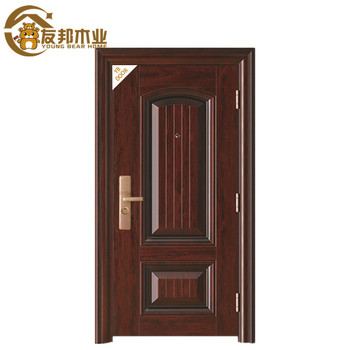 Oem School Eco-friendly Wooden Safety Door Design Catalogue With ...