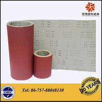 Coated Abrasive for Flap Wheels