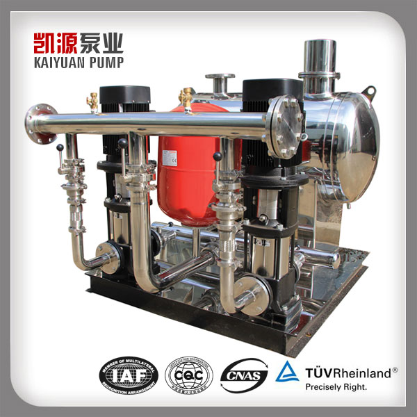 KY-WFY Non-negative pressure steady flow water pump booster system