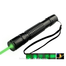 Handheld 100mW Green Laser Pointer japan For Christmas Party