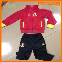 autumn children boys clothes casual zipper sport boys clothing sets stock