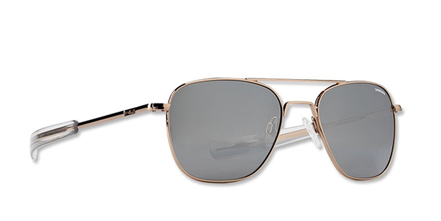 3a212e28a6 Get Quotations · Orvis Women s Randolph Rose-gold Aviators