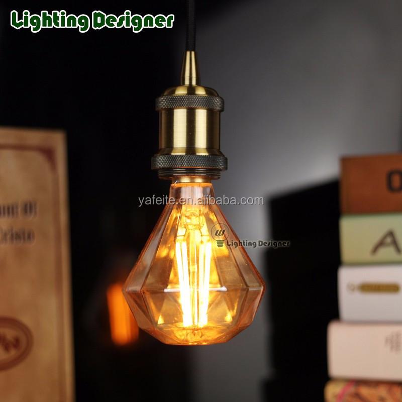 Stylish Novelty Led Light Bulb Diamond