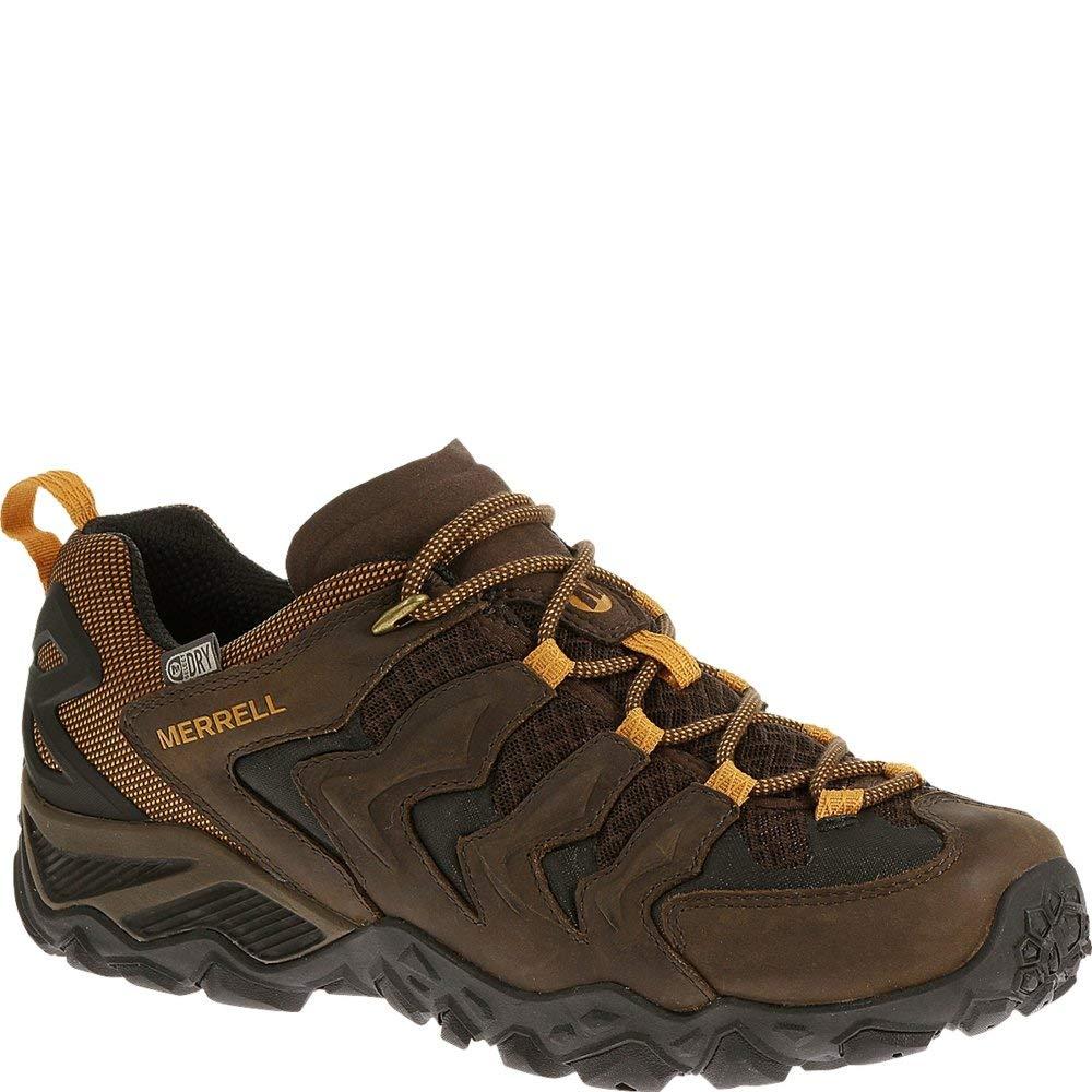 7722b678260 Get Quotations · Merrell Men's Chameleon Shift Ventilator Waterproof Bitter  Root Athletic Shoe