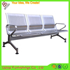 (SP-SC286) Wholesale commercial waiting room reception stainless steel bench seat