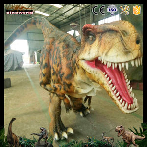 DW-1082 Walking With Real Dinosaur Costume for Sale