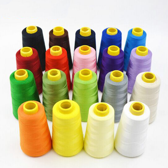 60/2 60/3 Competitive Price Traditional Polyester Wholesale Sewing Thread