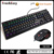 Illuminated Wired Gaming Mouse Keyboard Combo Factory
