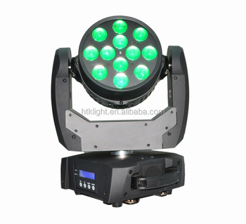 12*32w 4 In 1 Led Zoom Wash Fast Moving Items From China
