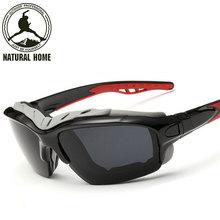 [NaturalHome] Brand Cycling Eyewear Sport Cycling Glasses Polarized Sunglasses Men Women Bike Bicycle Mtb Sunglasses Goggles