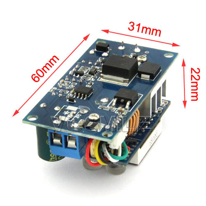 Constantvoltage Constantcurrent Battery Charger Is Daccontrolled