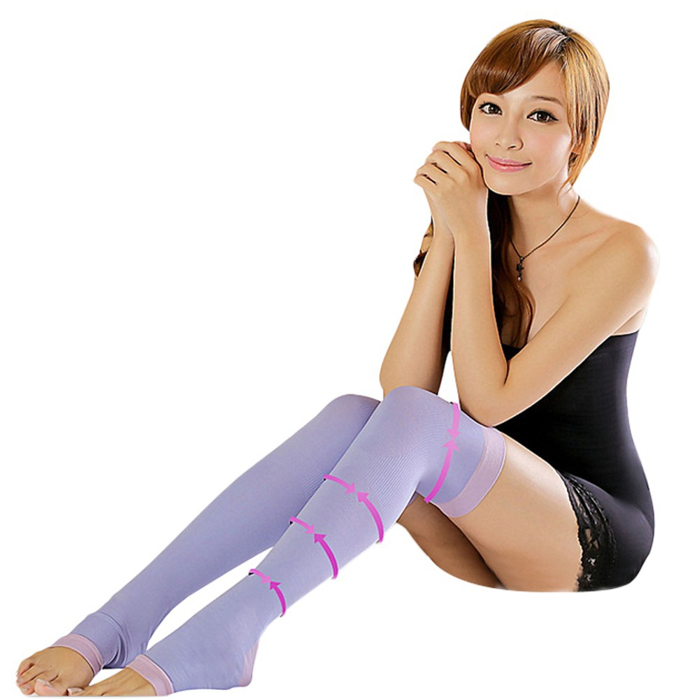 d13d5f60e33c Get Quotations · 2015 Fashion Women Sexy Stockings Slimming Underwear Tights  Pantyhose Thigh High Socks Shapewear For WOmens The