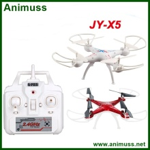 Wholesale Rc toy Drone 2.0 MP HD Camera Quadcopter VS X5C-1 camera drone 2.4G quadrocopter drone Rc helicopter flying camera