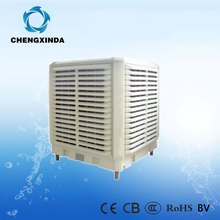 Energy industrial use wall mounted evaporative air conditioners