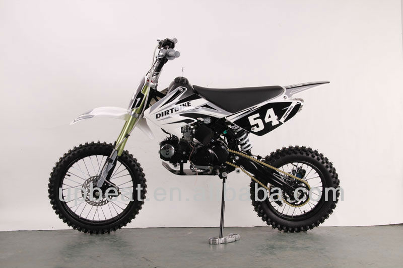 dirt bike 125 ccm 17 14 rader kreuz vollcross pocketbike. Black Bedroom Furniture Sets. Home Design Ideas