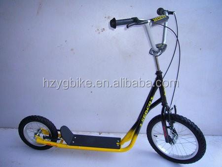 pro adultes trottinette pour vente grande roue pied scooter pour adultes scooters v los id du. Black Bedroom Furniture Sets. Home Design Ideas