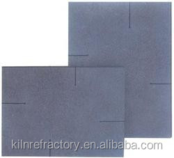 industry Kiln furniture plate shape silicon carbide high refractoriness sic plate supplier