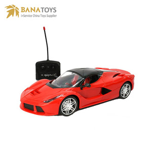 Classic 4 channel remote control fast rc car