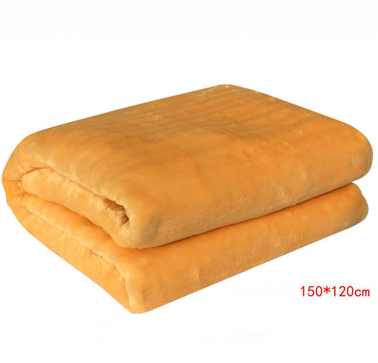 microfleece plush Electric Heating Blanket