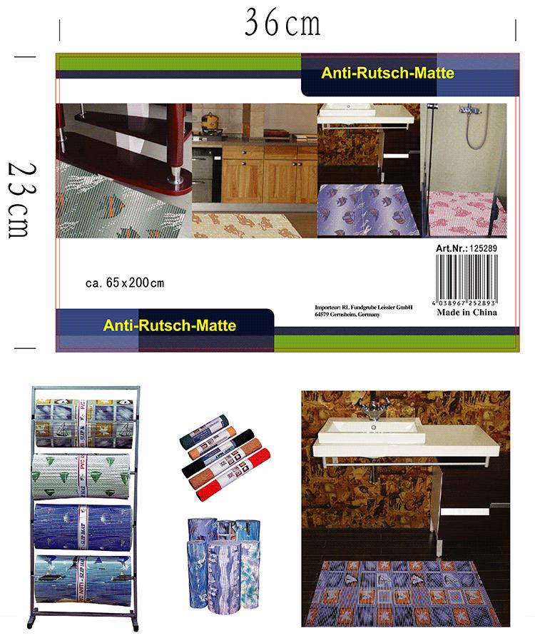 PVC Non slip pad/Anti silp mat gebruikt in vloer of deur, bad