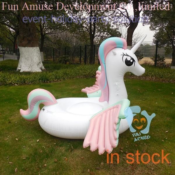 faible moq gant gonflable poney licorne piscine flotteur - Poney Licorne