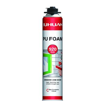 Best Quality Pu Foam 750ml Polyurethane Spray Foam