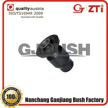 Advanced formulations rubber and plastic machinery auto arm rubber bush B25D 34 470