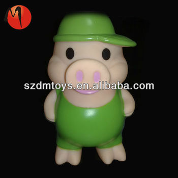 Plastic toy animated piggy banks for kids buy piggy bank for Plastic piggy banks for kids
