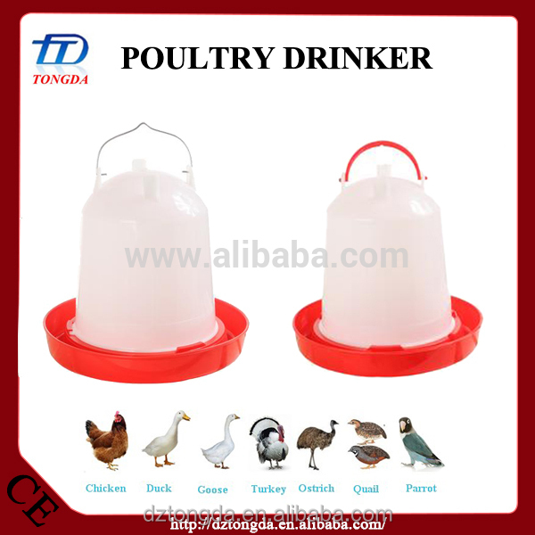 Multifunctional 1l chick drinker with low price