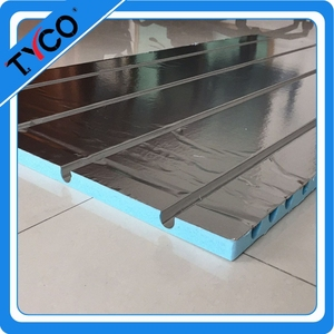 Marble Flooring Border Designs Suit XPS Underfloor Heating Board With Aluminum Foil Covered