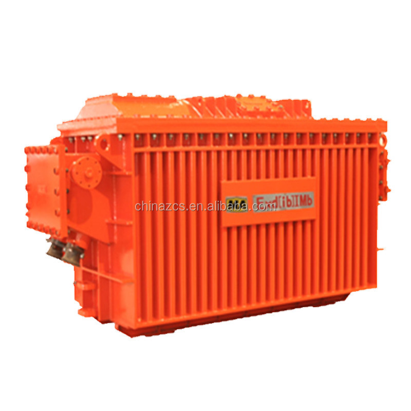 High voltage 10KV capacity 400KVA mine dry type transformer / mobile substation