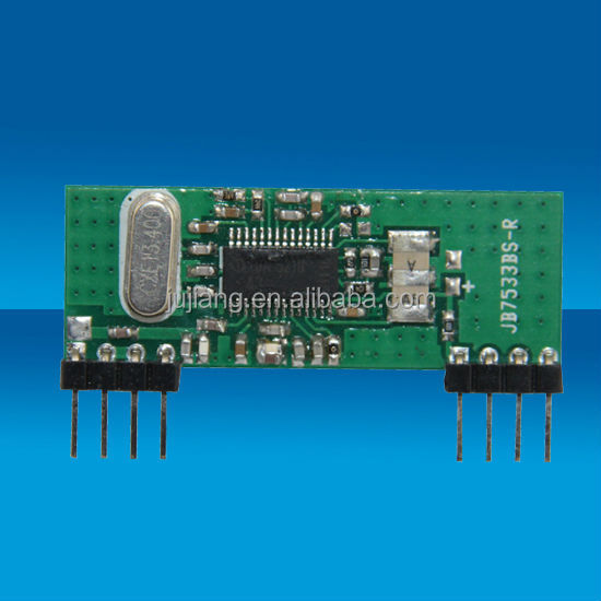 868mhz Wireless RF ASK Transmitter and Receiver Module