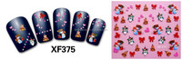 Christmas decorations 3D 24 style design buy nail art stickers online