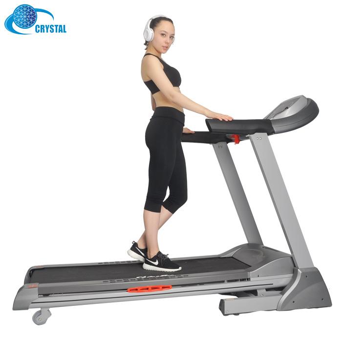 SJ-8100 Dropship Home Exercise Equipment Running Machine Aqua Treadmill with MP3 Audio Player, Grey