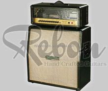 Amplificador <span class=keywords><strong>de</strong></span> <span class=keywords><strong>guitarra</strong></span> elétrica all tube 100 watts