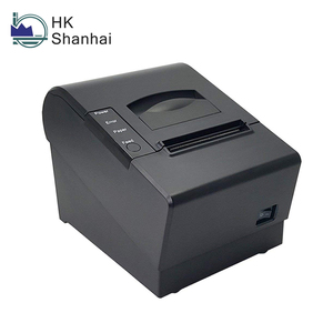 90mm/sec high speed mini desktop monochrome 58mm usb pos receipt printer thermal roll paper direct thermal printer